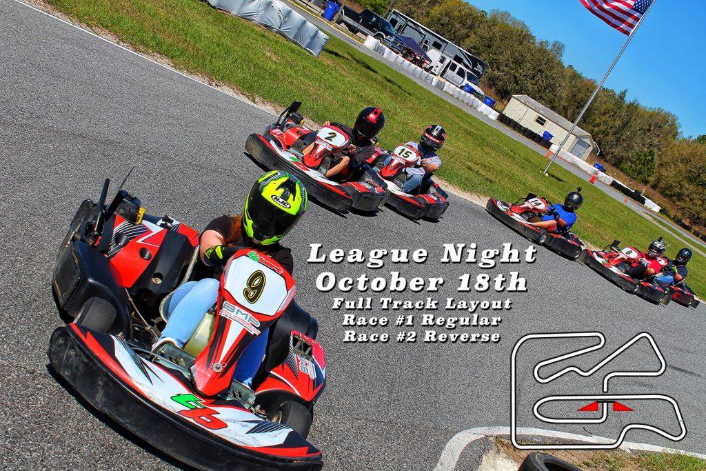 Fall League October 18th