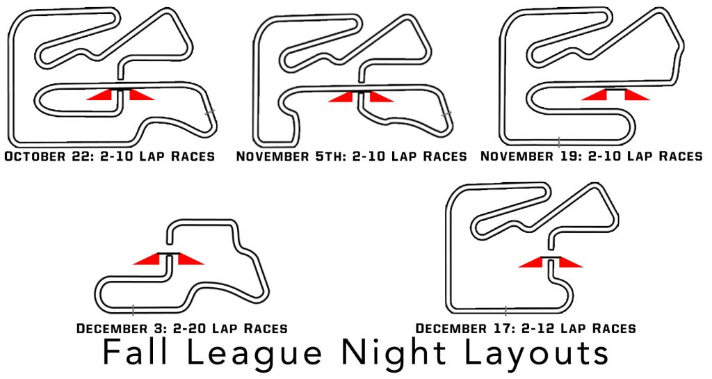 League Layouts