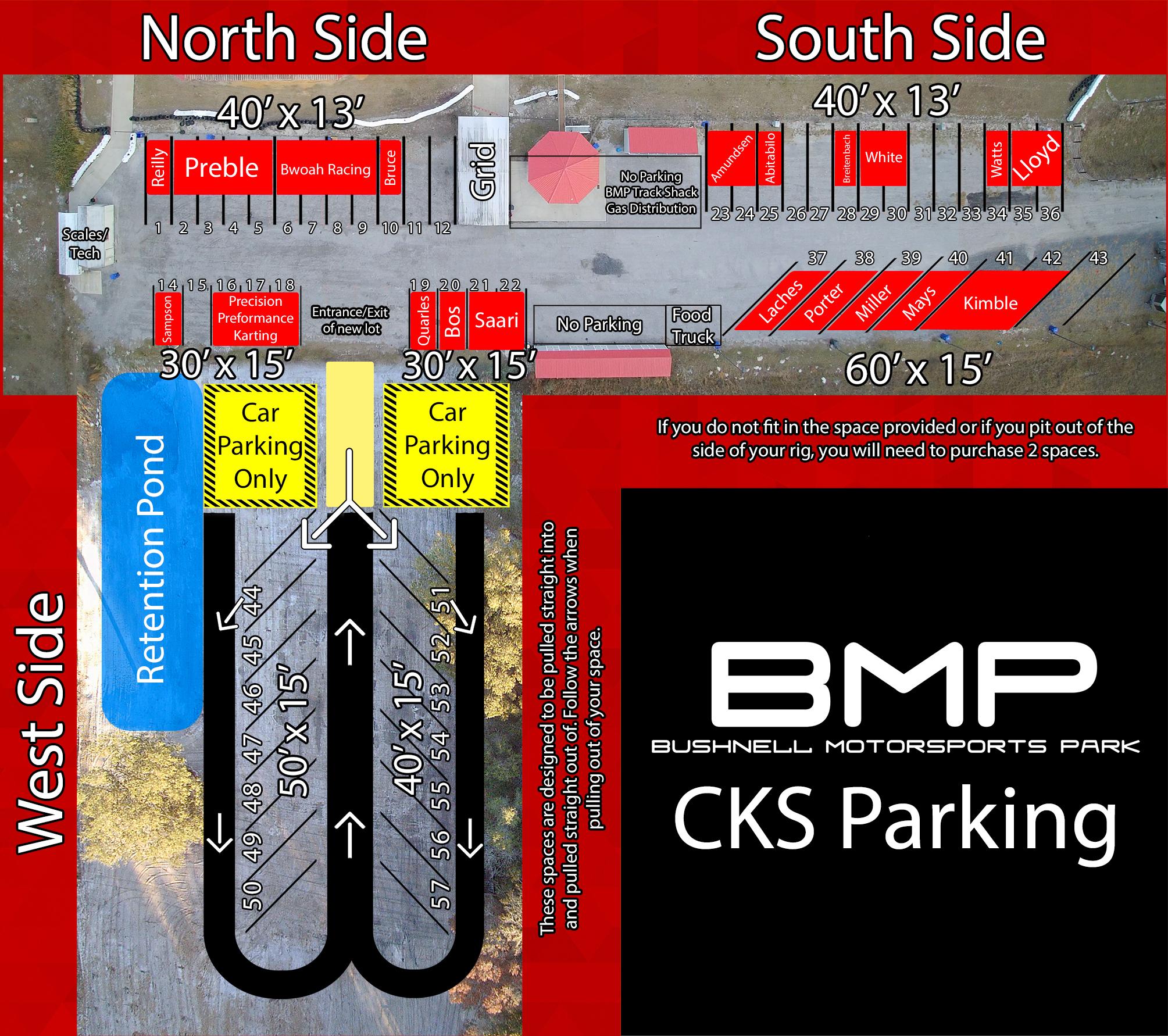 CKS BMP Parking